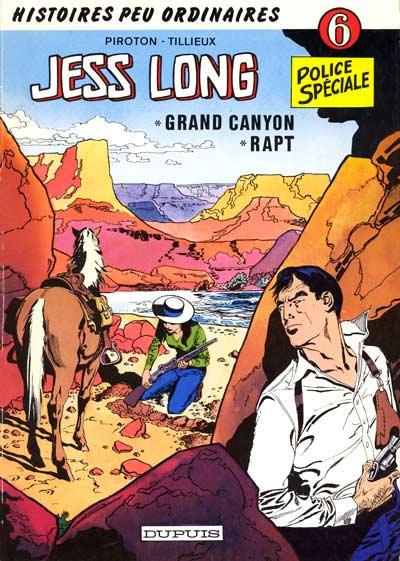 Jess Long (tome 6) : Grand Canyon - Rapt