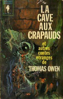 La cave aux crapauds : et autres contes étranges