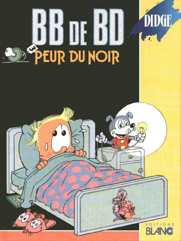 BB de Bd (tome 3) : Peur du noir