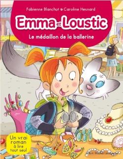 Emma et Loustic : Le médaillon de la ballerine (tome 14)