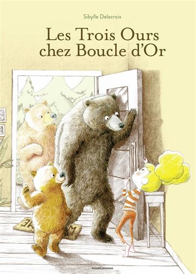 Les trois ours chez Boucle d'or
