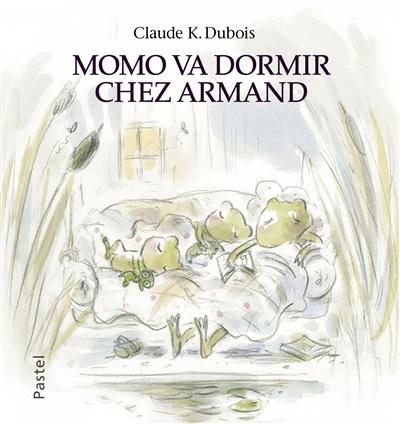 Momo va dormir chez Armand