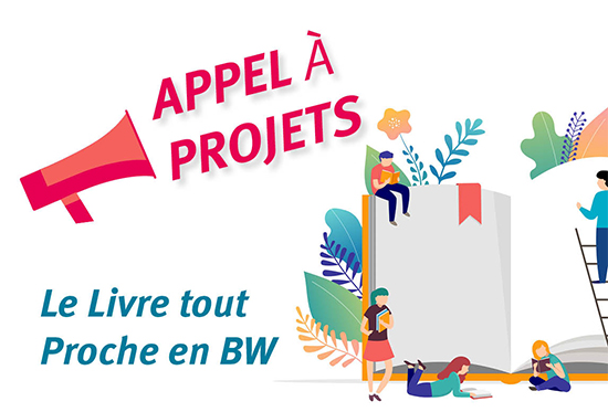 Appel à projets : Le Livre tout proche en Brabant Wallon
