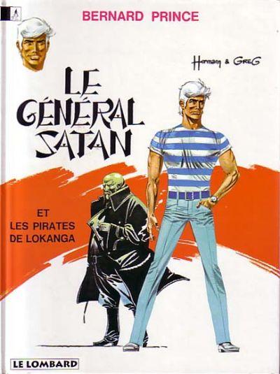 Bernard Prince (tome 1) : Le général Satan
