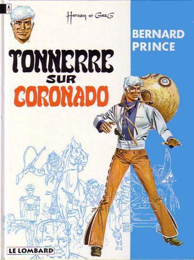 Bernard Prince (tome 2) : Tonnerre sur Coronado