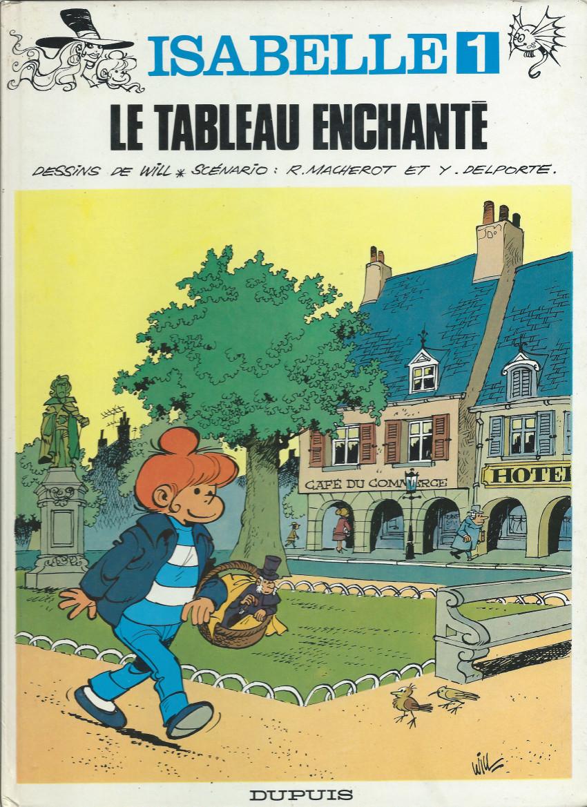 Isabelle (tome 1) : Le tableau enchanté