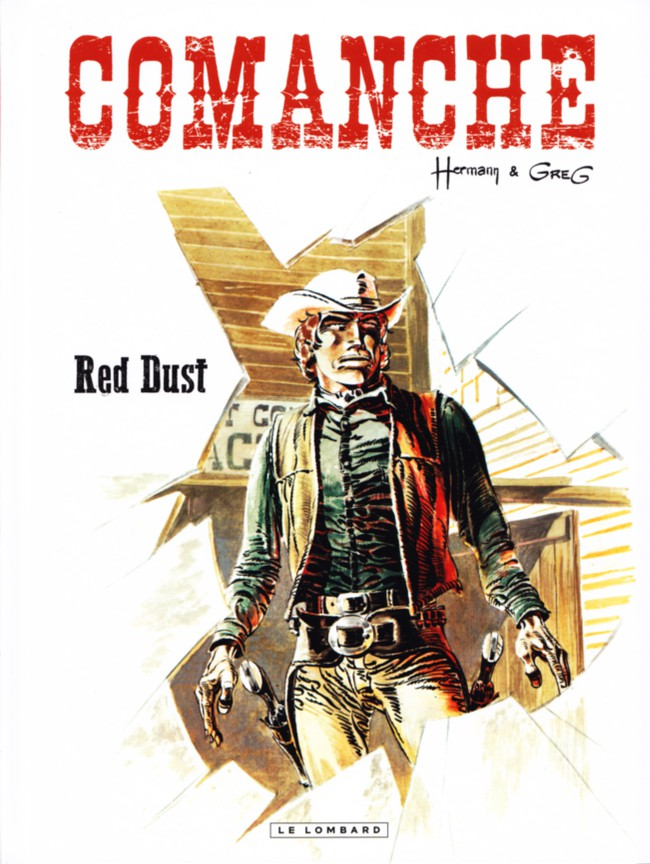 Comanche (tome 1) : Red Dust