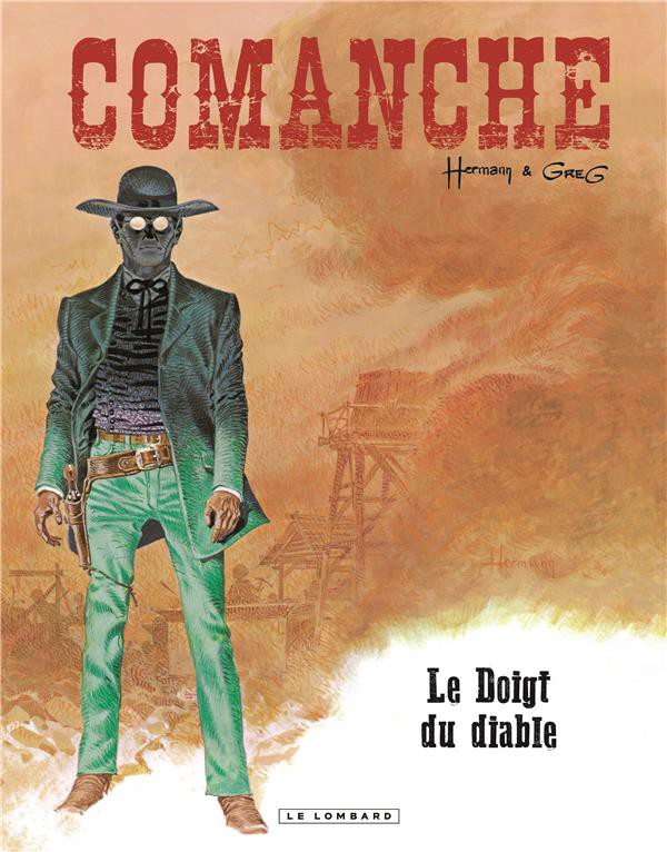 Comanche (tome 7) : Le doigt du diable