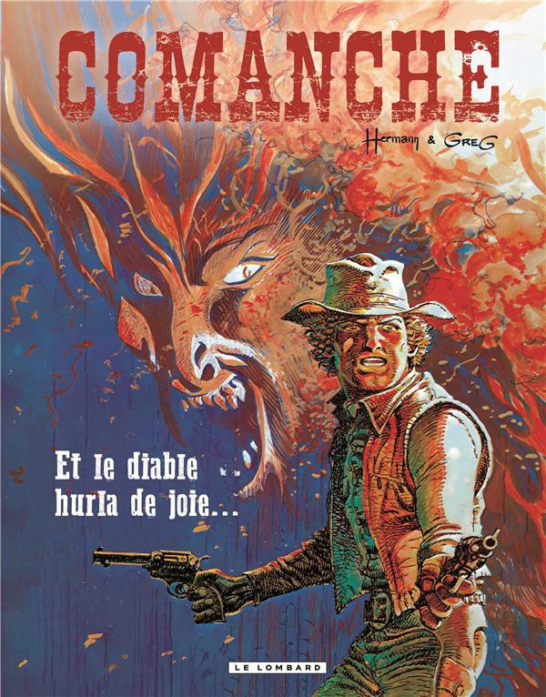 Comanche (tome 9) : Et le diable hurla de joie...