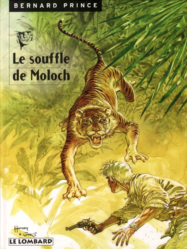 Bernard Prince (tome 10) : Le souffle du Moloch