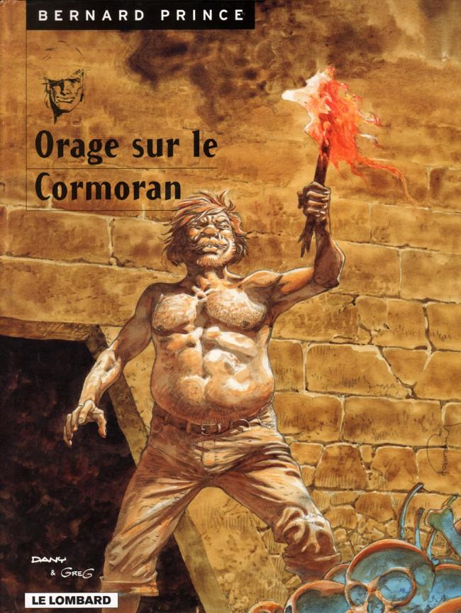 Bernard Prince (tome 15) : Orage sur le Cormoran