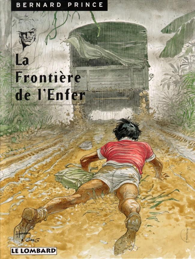 Bernard Prince (tome 3) : La frontière de l'enfer
