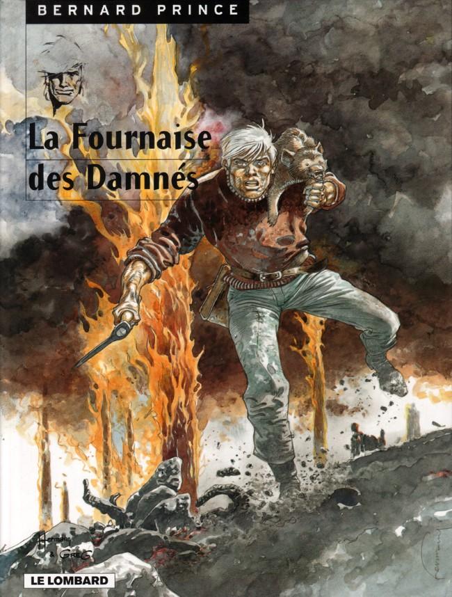 Bernard Prince (tome 7) : La fournaise des damnés