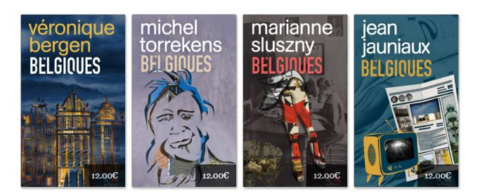 Rencontre avec des auteurs de la collection « Belgiques» chez Ker éditions
