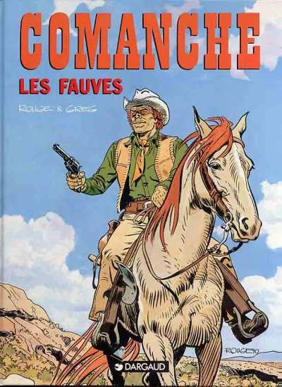 Comanche (tome 11) : Les fauves