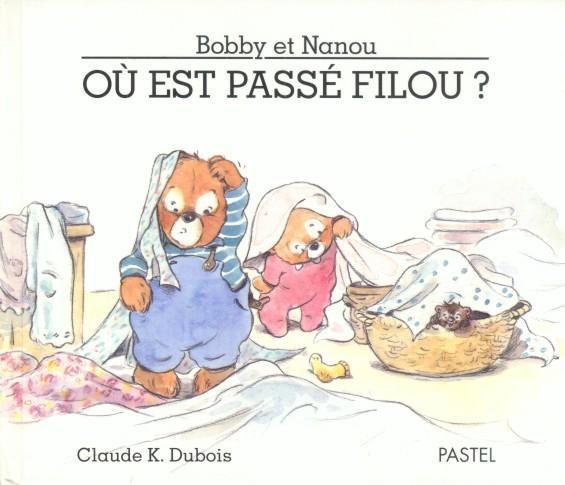 Bobby et Nanou (tome 1) : Où est passé Filou ?