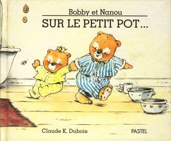 Bobby et Nanou (tome 3) : Sur le petit pot...