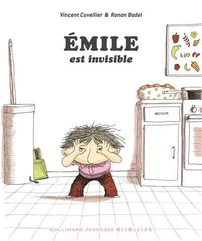 Emile (tome 2) : Emile est invisible