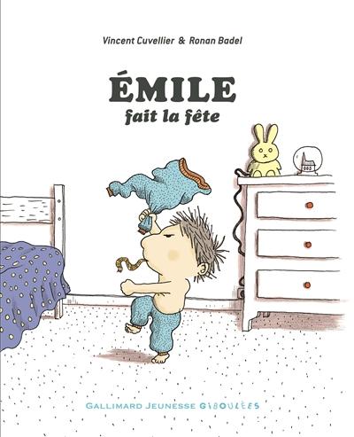 Emile (tome 3) : Emile fait la fête