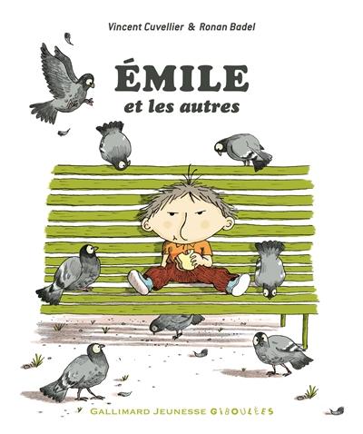Emile (tome 8) : Emile et les autres