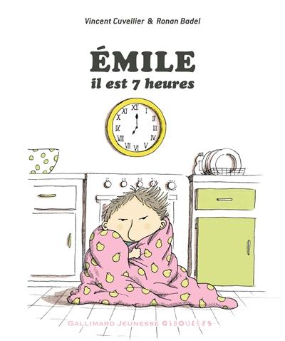 Emile (tome 10) : Il est 7 heures