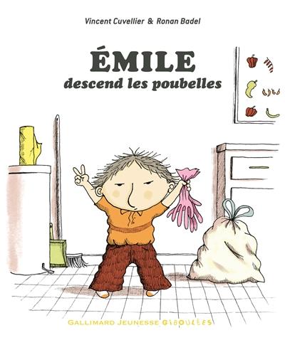 Emile (tome 11) : Emile descend les poubelles