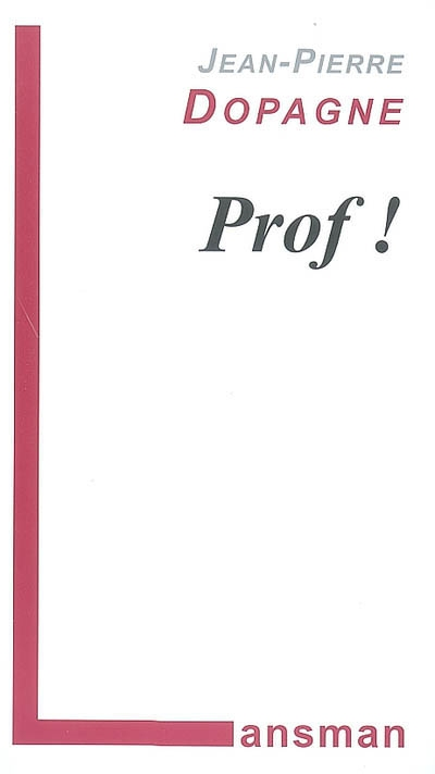 Prof !