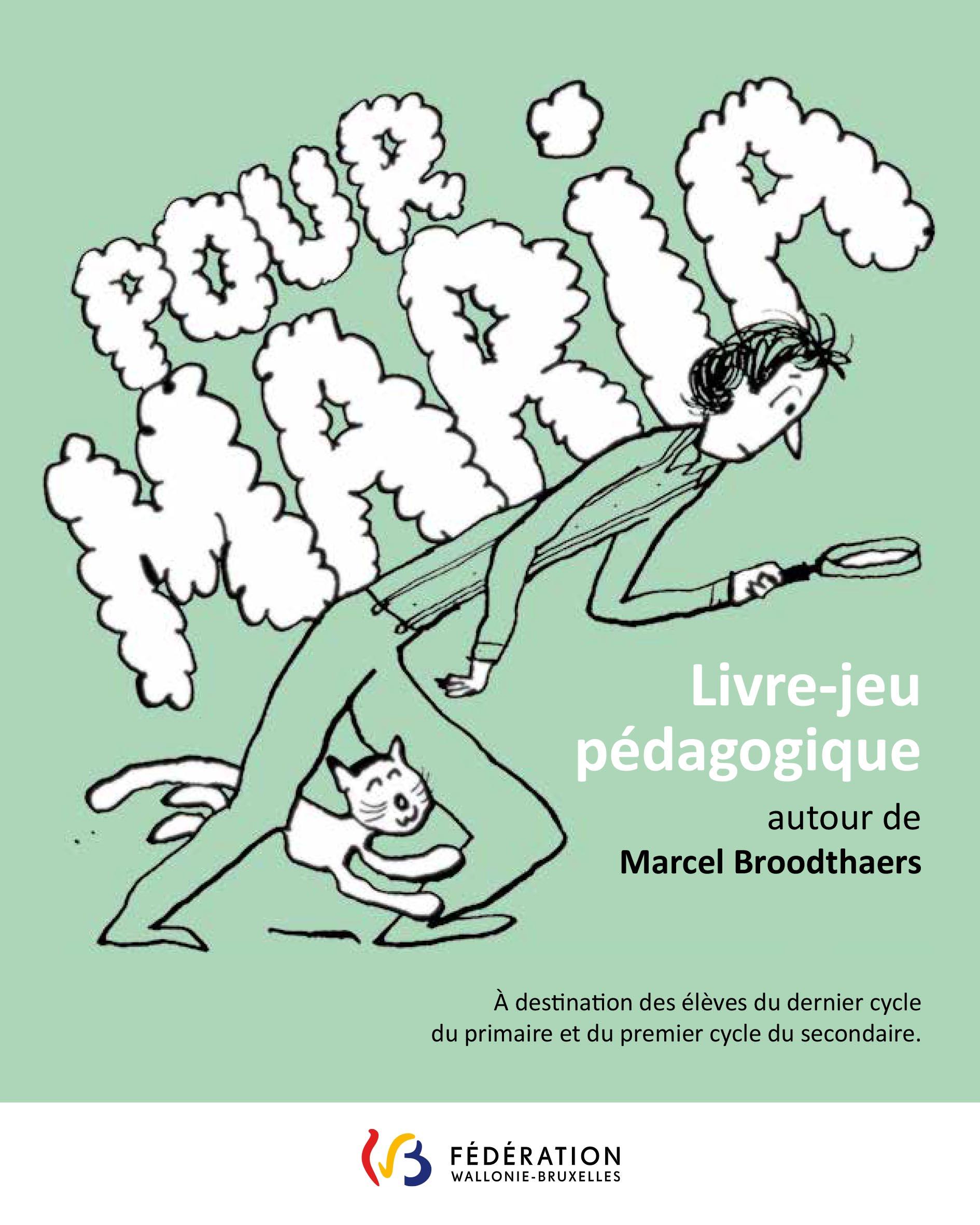Dossier pédagogique : Pour Maria
