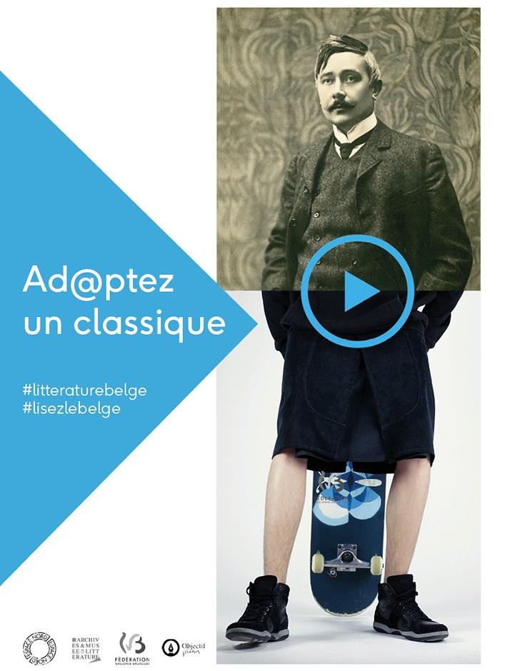 Le concours Ad@ptez un classique est de retour !