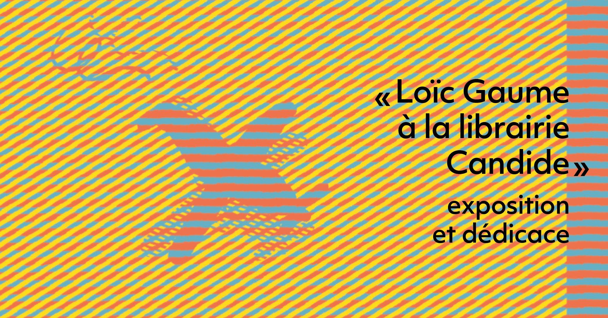 Dédicaces de Loïc Gaume