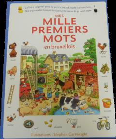 Mes mille premiers mots en bruxellois