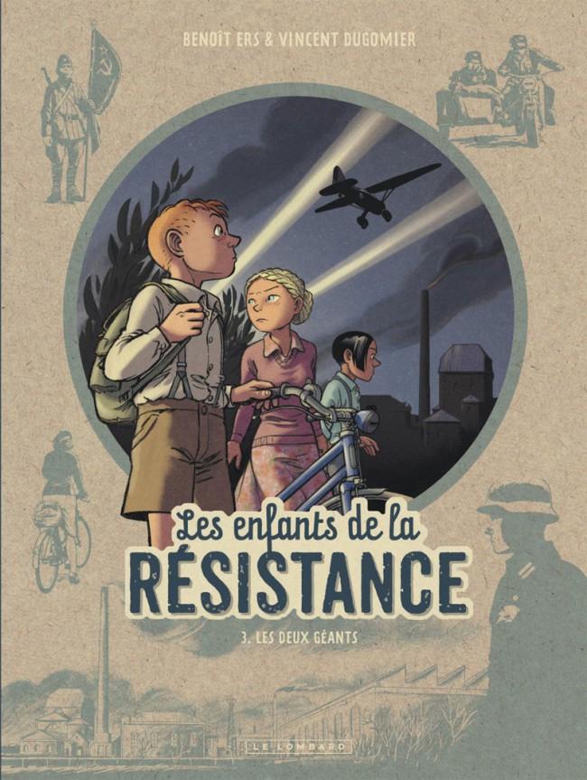 Les enfants de la résistance (tome 3) : Les deux géants