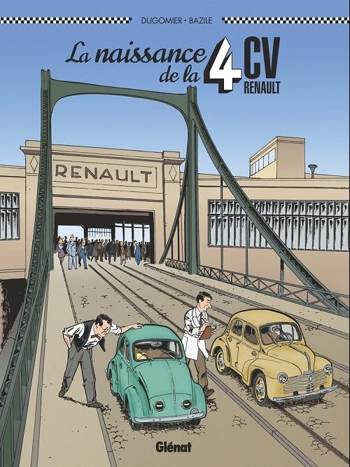 La naissance de la 4 CV Renault