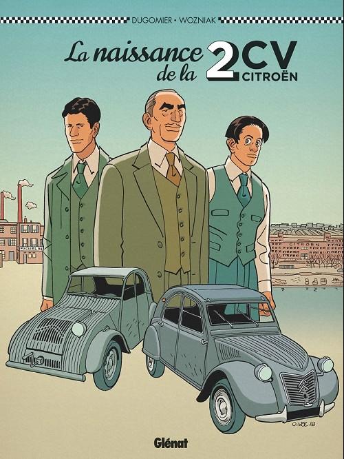 La naissance de la 2 CV Citroën