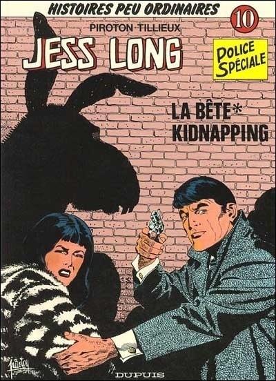 Jess Long (tome 10) : La bête - Kidnapping