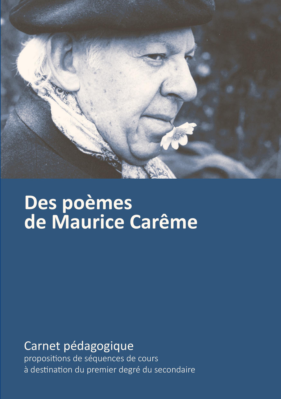 Des poèmes de Maurice Carême