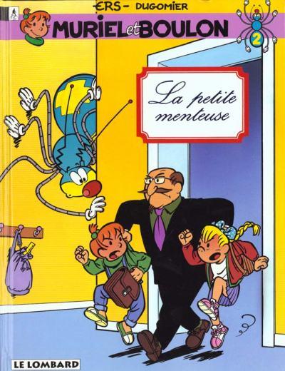 Muriel et Boulon (tome 2) : La petite menteuse