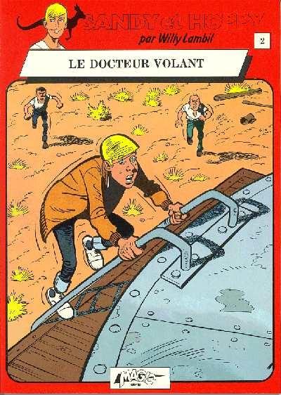 Sandy & Hoppy (tome 2) : Le docteur volant