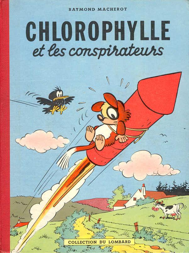 Chlorophylle (tome 2) : Chlorophylle et les conspirateurs