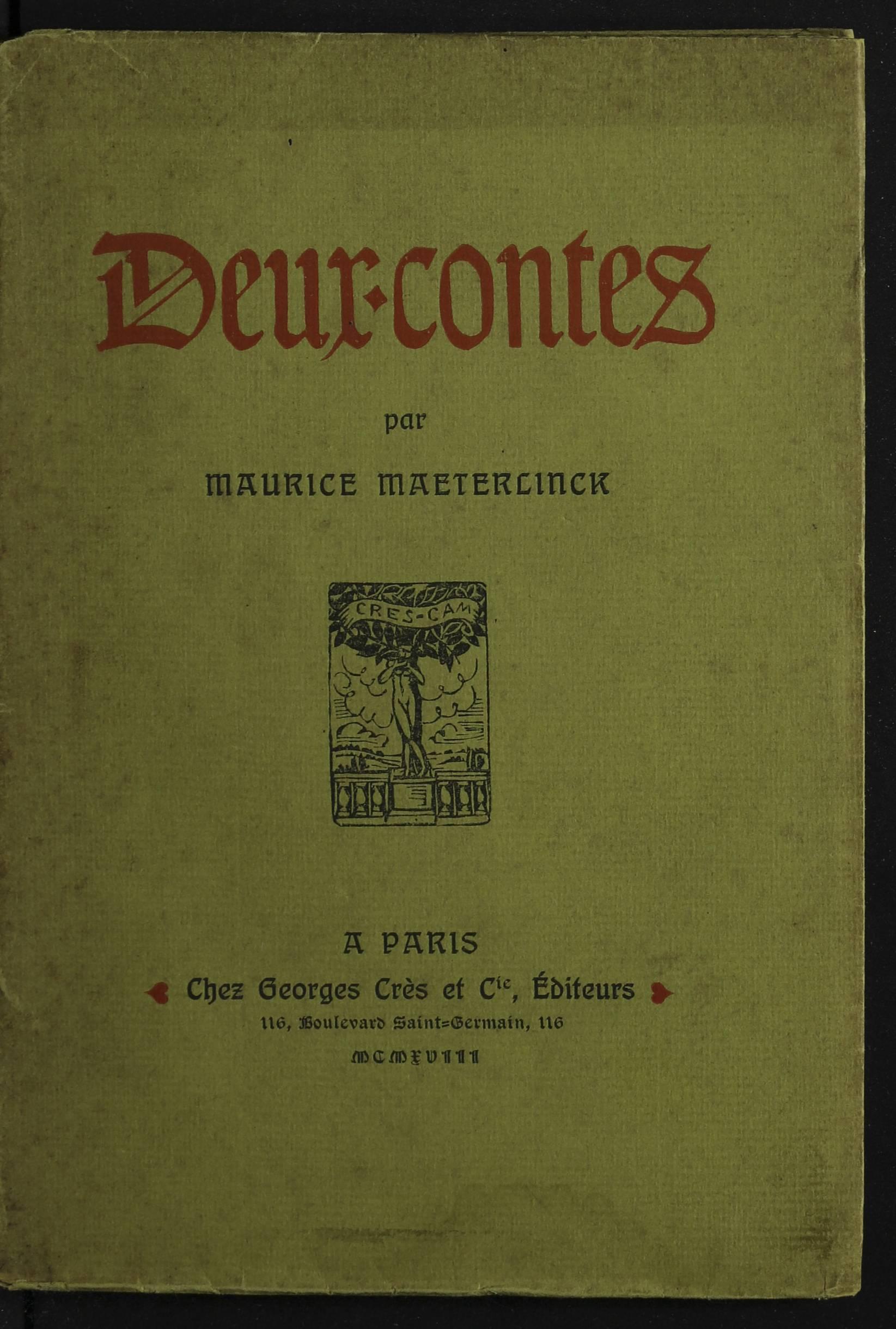 Deux contes : Le massacre des innocents. – Onirologie.