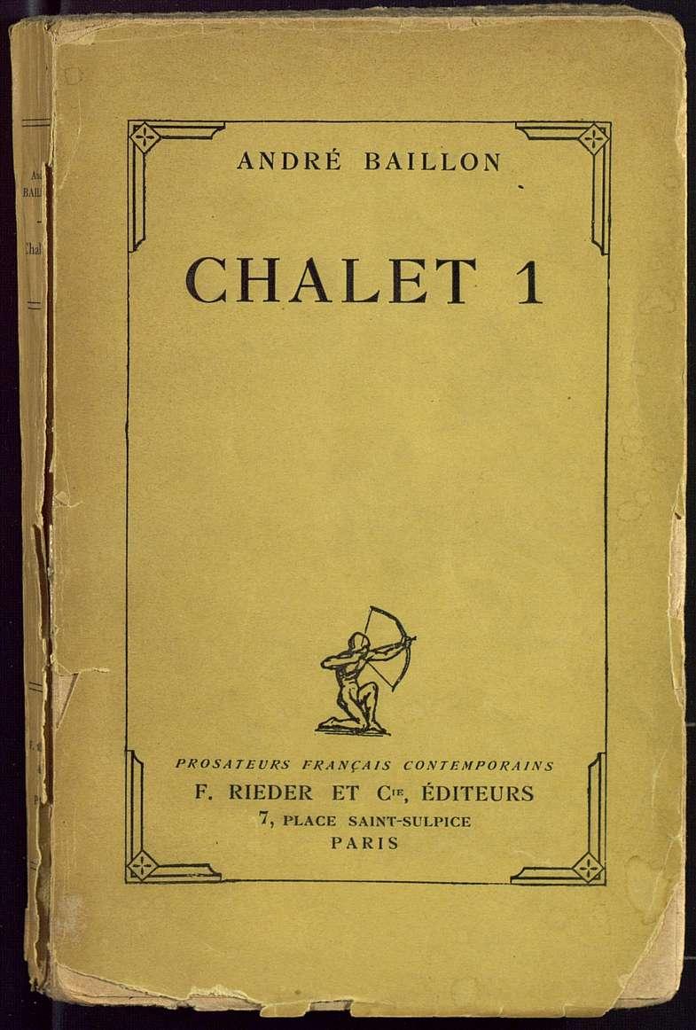 Chalet I