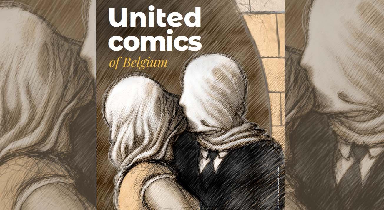 Exposition : United Comics of Belgium
