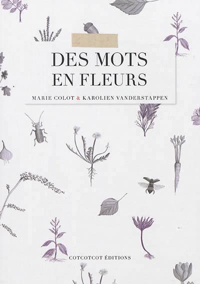 Des mots en fleurs