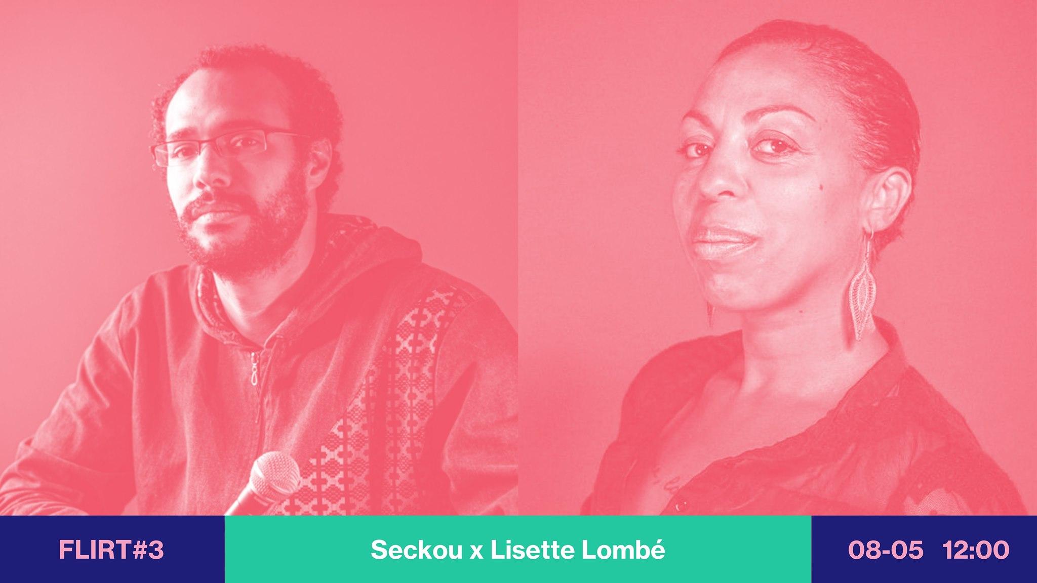 FLIRT #3 Seckou & Lisette Lombé