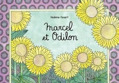 Marcel, Odilon et Noémie Favart