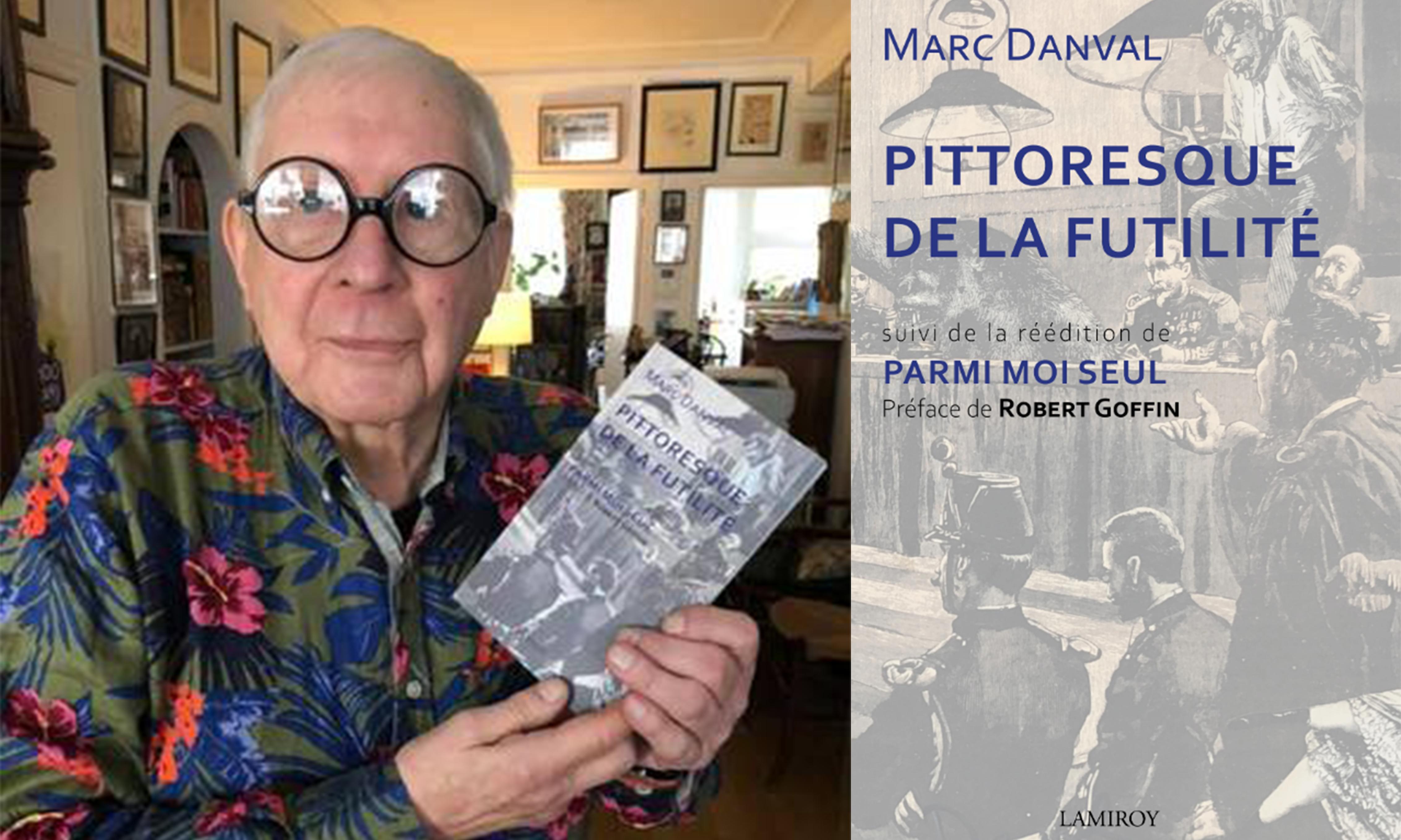 Coups de midi des Riches Claires : rencontre avec Marc Danval