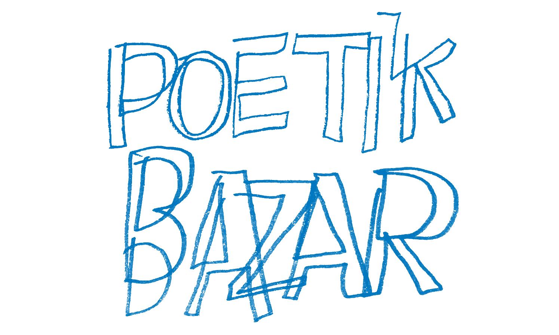 Poetik Bazar, 1er Marché de la poésie à Bruxelles