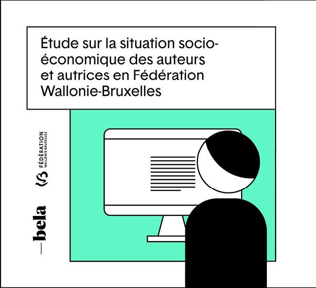 Lancement d'une étude inédite sur les auteurs et autrices de livre en Fédération Wallonie-Bruxelles