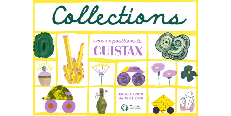 Exposition :  « Collections » du collectif belge « Cuistax »