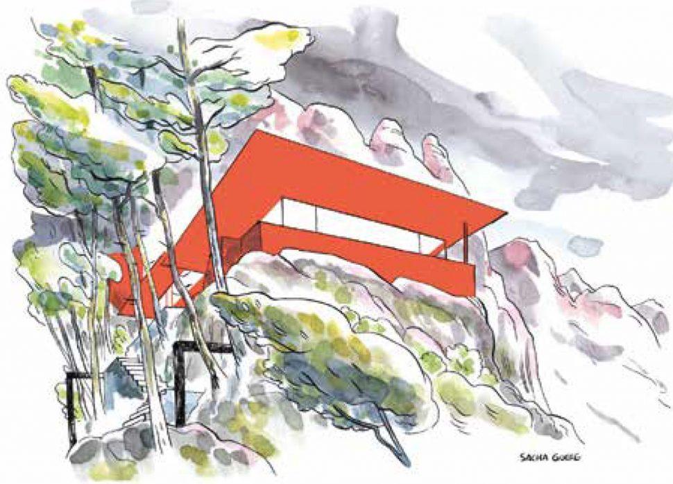 Illustration concours de nouvelles (c) Sacha Goerg